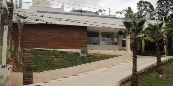 Tamboré I – Execução e Gerenciamento de residência com 1.100,00 m²