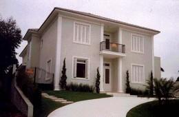 Tamboré II – Execução e Gerenciamento de residência com 675,00 m²
