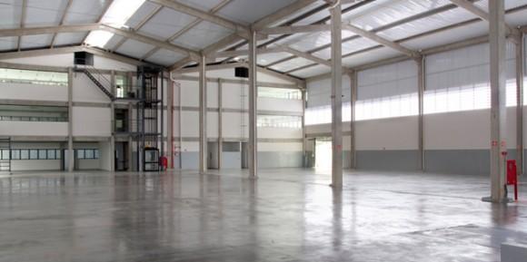 Stna de Parnaíba – Execução e Gerenciamento de Galpão Industrial com 3.000,00 m²