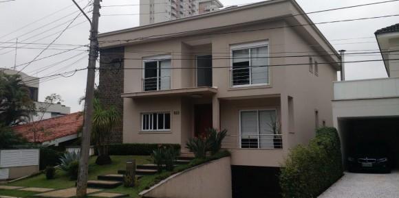 Alphaville I – Execução e Gerenciamento de residência com 590,00 m²