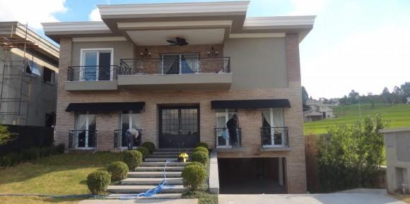 Tamboré XI – Execução e Gerenciamento de residência com 565,00 m²