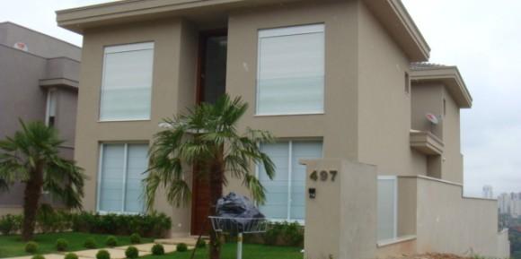 Vila Solaia – Execução e Gerenciamento de residência com 490,00 m²
