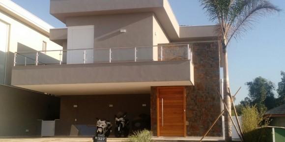 Tamboré XI – Execução e Gerenciamento de residência com 490,00 m²