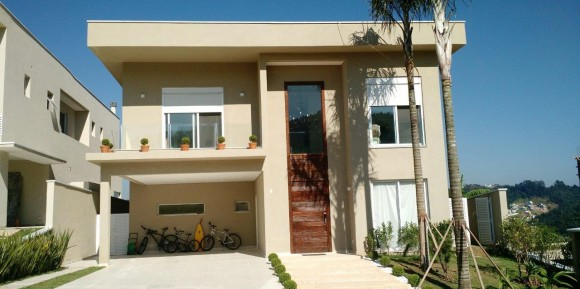 Tamboré X – Execução e Gerenciamento de residência com 466,00 m²